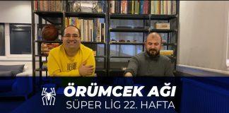 İrfan'ın Kahvesi içildi, Süper Lig'in 22. Haftasını Değerlendirdik.