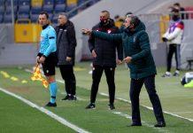Aykut Kocaman: Can havliyle... | Gençlerbirliği - Başakşehir : 0-1