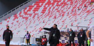 Ömer Erdoğan: En üzücü konu.... | Sivasspor - Hatayspor : 1-1