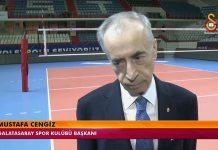 Mustafa Cengiz'den VAR tepkisi: Utanç... | Ankaragücü - Galatasaray : 2-1