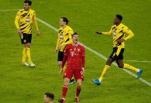 Bayern Münih 4-2 Borussia Dortmund Maç Özeti