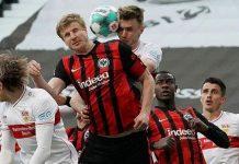 E. Frankfurt 1-1 Stuttgart Maç Özeti