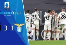 Juventus 3-1 Lazio Maç Özeti
