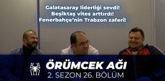 Galatasaray Mohammed'le güldü. Fenerbahçe'nin Trabzon zaferi. Beşiktaş vites arttırdı.