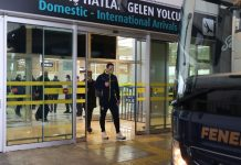 Fenerbahçe kafilesi Konya'ya geldi! Gustavo...