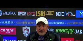 Ersan Parlatan: Oyuna ortak olamamamızın sebebi... | Başakşehir - Konyaspor : 1-1