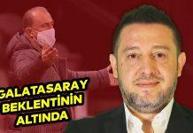 """Nihat Kahveci: """"Galatasaray beklentinin altında oynuyor. Sahanın içinde çözülmesi gerekenler var"""""""
