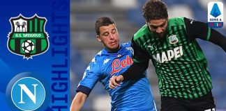 Sassuolo 3-3 Napoli Maç Özeti