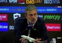 Aykut Kocaman'dan penaltı tepkisi: Benim derdim... | Başakşehir - Konyaspor : 1-1