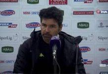 Hakan Kutlu, ligde kalma şanslarını değerlendirdi! | Denizlispor - Yeni Malatyaspor : 3-2