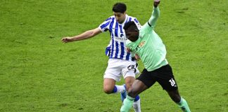 Hertha Berlin 2-2 Mönchengladbach Maç Özeti