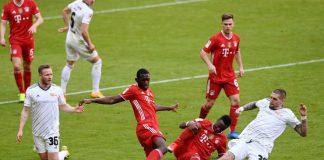 Bayern Münih 1-1 Union Berlin Maç Özeti