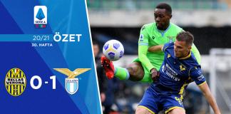 Hellas Verona 0-1 Lazio Maç Özeti