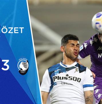 Fiorentina 2-3 Atalanta Maç Özeti