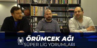 Galatasaray'daki düşüşün sebebi ne? Beşiktaş şampiyonluğa yürüyor. Fenerbahçe takibini sürdürdü.