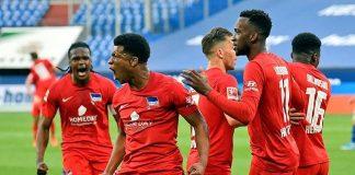 Schalke 04 1-2 Hertha Berlin Maç Özeti