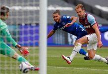 West Ham United 0-1 Everton Maç Özeti
