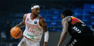 Basketbol Şampiyonlar Ligi Final Özet | Pınar Karşıyaka 59-64 San Pablo Burgos