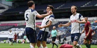 Tottenham 2-0 Wolverhampton Maç Özeti