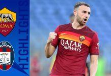 Roma 5-0 Crotone Maç Özeti