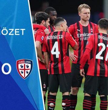 Milan 0-0 Cagliari Maç Özeti