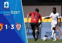 Benevento 1-3 Cagliari Maç Özeti