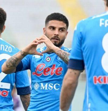 Fiorentina 0-2 Napoli Maç Özeti