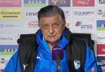 Yılmaz Vural bu açıklamasının ardından görevden alındı ! Erzurumspor - Kasımpaşa : 0-1