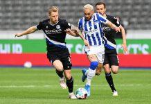 Hertha Berlin 0-0 A. Bielefeld Maç Özeti