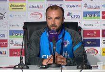 Sadi Çeri: Golü bulduktan sonra... | Erzurumspor - Kasımpaşa : 0-1