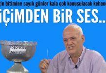 Ahmet Çakar'dan ligin bitimine sayılı günler kala çok konuşulacak kehanet