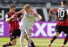 Frankfurt 1-1 Mainz Maç Özeti