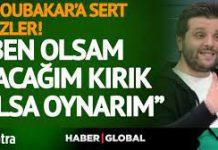 Candaş Tolga Işık'tan Aboubakar'a Sert Sözler!